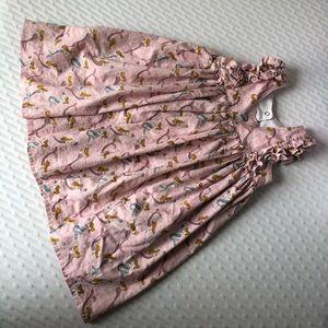 Handmade Mermaid Twirly Dress